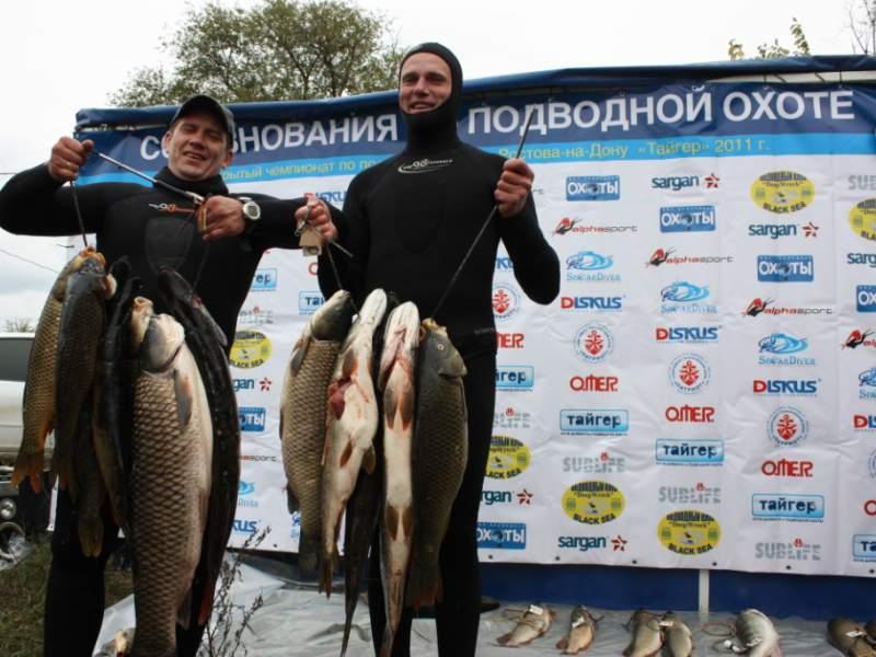 охота и рыбалка ростов-на-дону